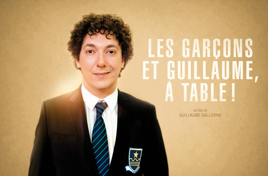 Critique les gar ons et guillaume table - Les garcon et guillaume a table ...