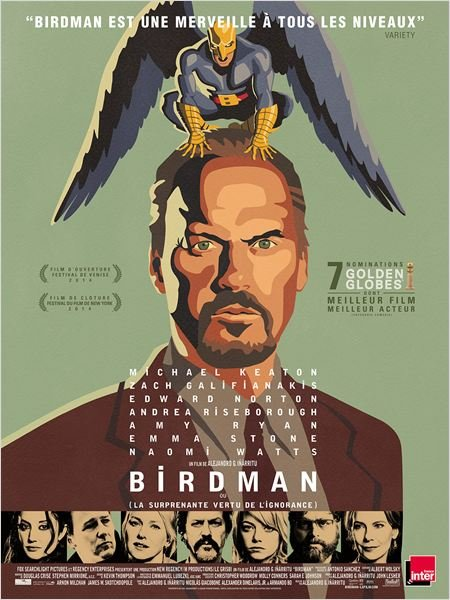 birdmanaffiche