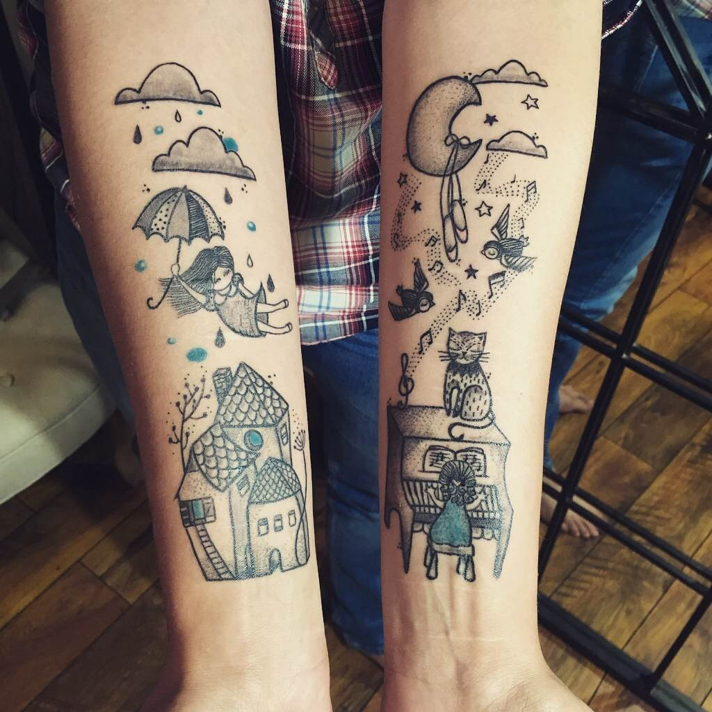 et si on parlait tatouages interview d 39 emy tattoo troyes anything is possible. Black Bedroom Furniture Sets. Home Design Ideas