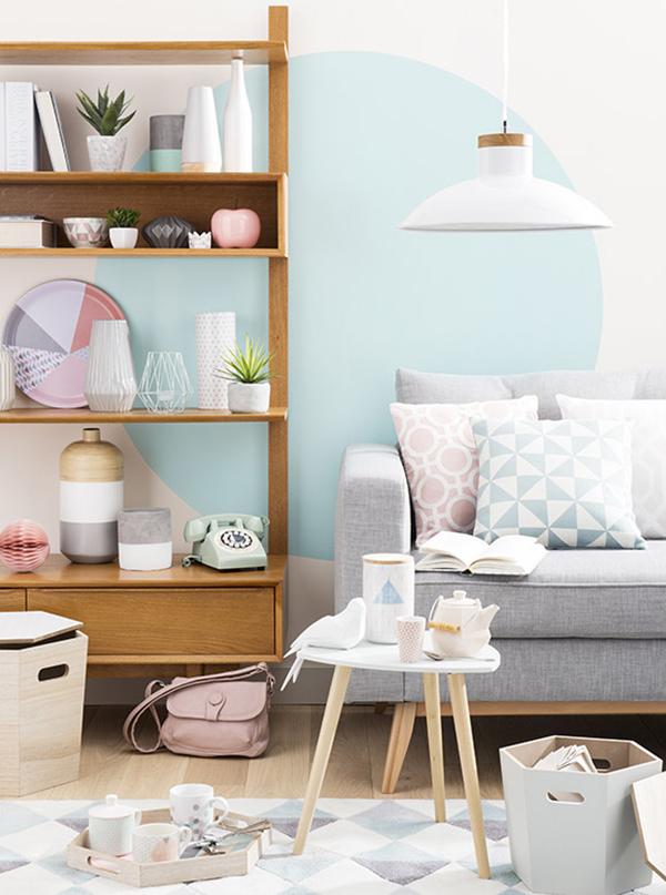 maison du monde rideaux fabulous chambre scandinave. Black Bedroom Furniture Sets. Home Design Ideas