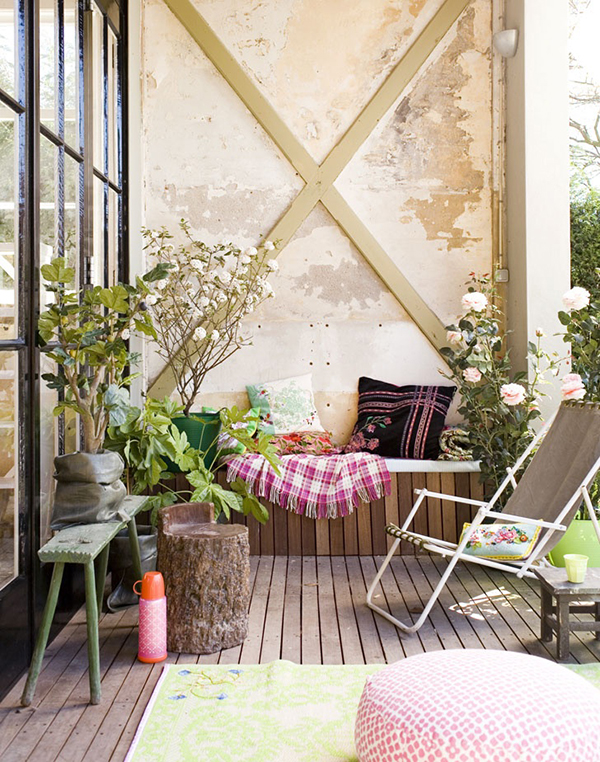 Inspirations terrasses et balcons - Anything is possible