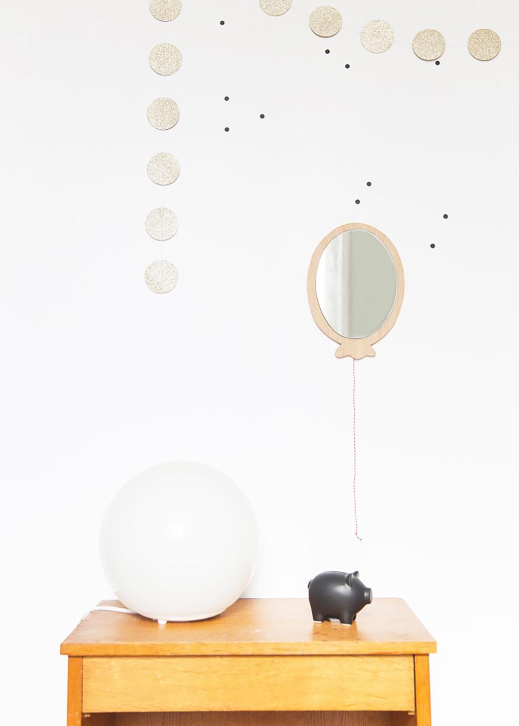 miroir-ballon