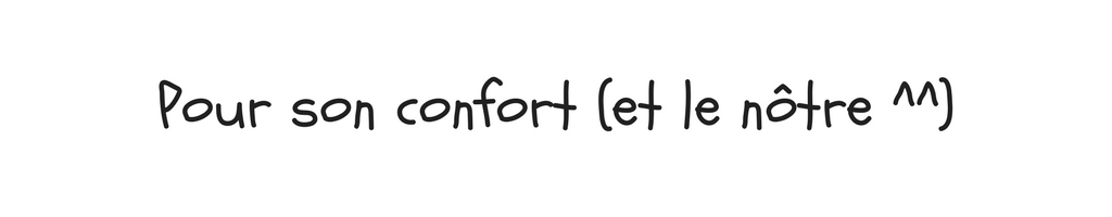 confort