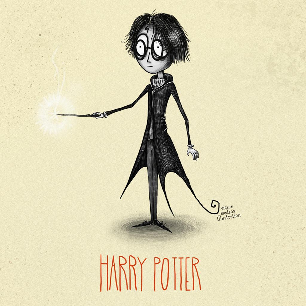 Harry-Potter-Tim-Burton