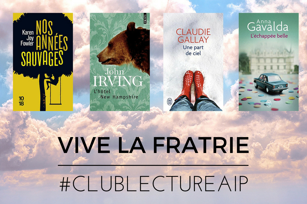 vote club lecture septembre 2017