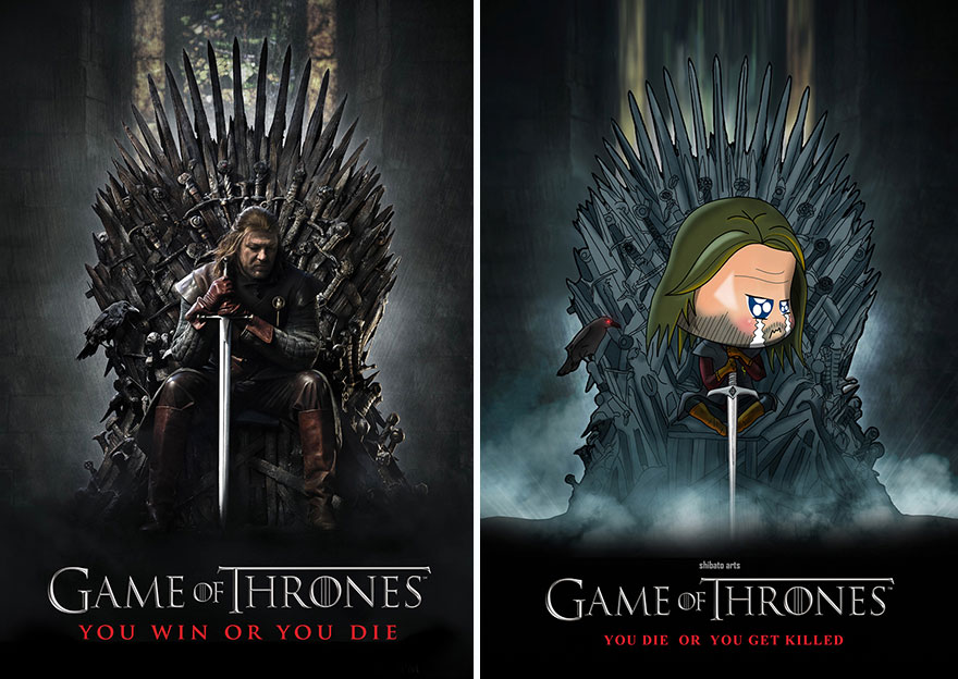 I-Recreated-Popular-TV-Series-Posters-Into-Fun-Illustrations12__880