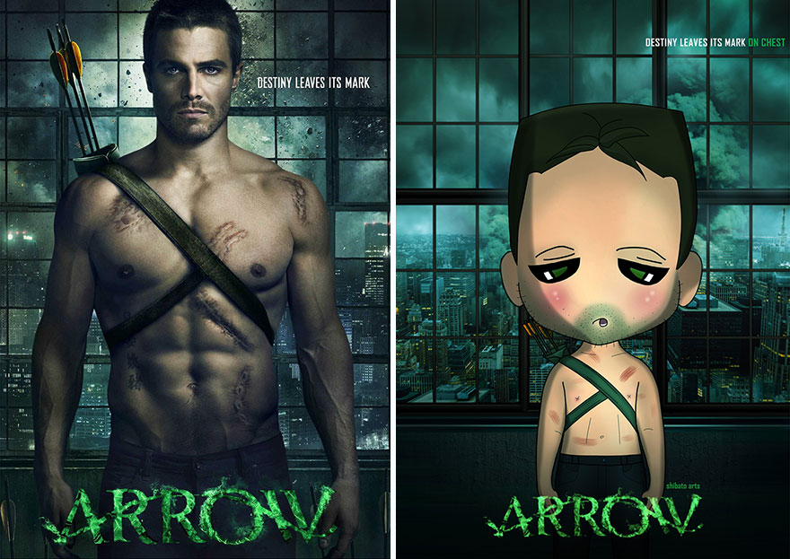 I-Recreated-Popular-TV-Series-Posters-Into-Fun-Illustrations16__880