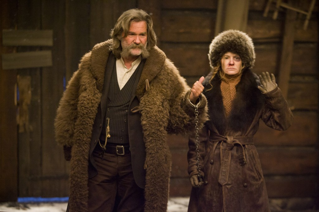 THE HATEFUL EIGHT Photo: Andrew Cooper, SMPSP © 2015 The Weinstein Company. All Rights Reserved.