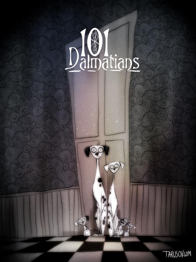 burtonles101dalmatiens