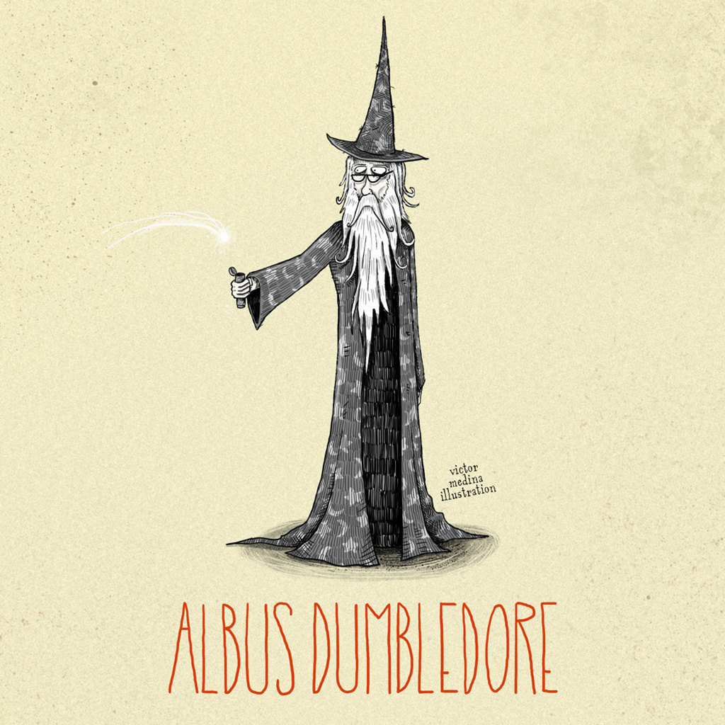 Albus-Dumbledore-Harry-Potter-Tim-Burton