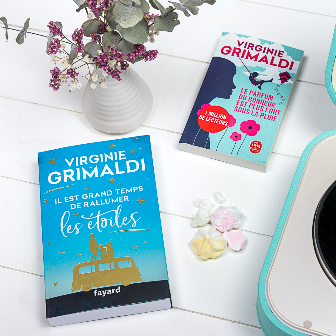 Livres Virginie Grimaldi Anything Is Possible